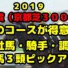 【2019年 菊花賞 コースデータ予想】騎手・調教師・種牡馬の傾向